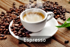 Premium Coffee & Tea - Espresso